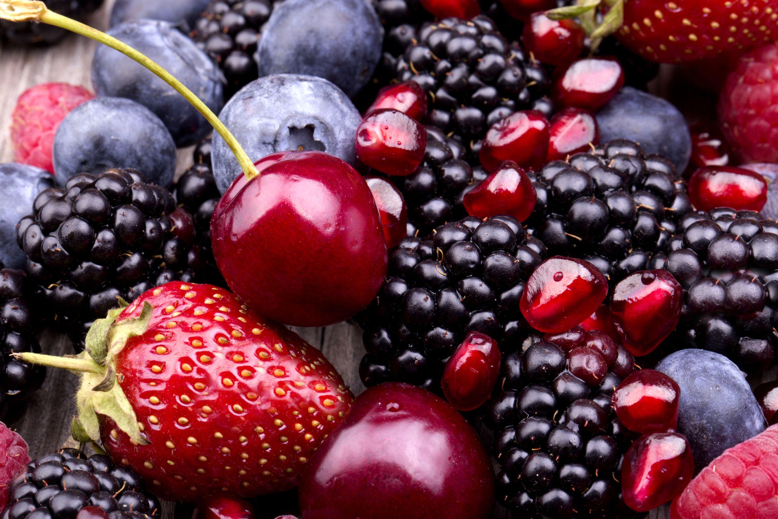 Frutta con ferro: i 5 frutti più ricchi di ferro